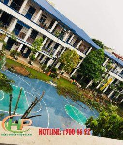 Mái hiên giá rẻ tại Hà Nội